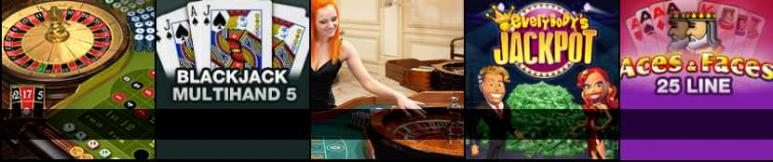 Roulette Blackjack Casino Jackpot